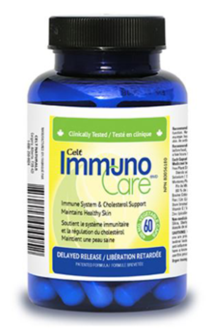Celt Naturals: Immuno-Care (60 Vegetable Caps)