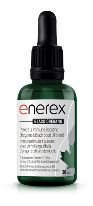 Enerex: Black Oregano High Potency 30ml