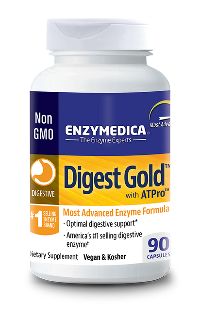 Enzymedica: Digest Gold (90 Capsules)
