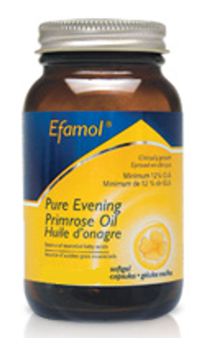 Efamol: Evening Primrose Oil (500mg) (90 Capsules)