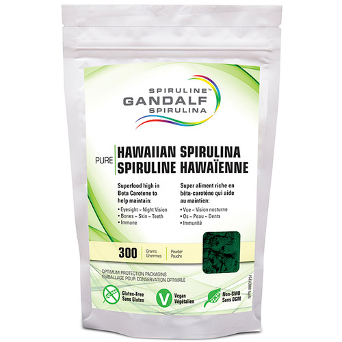 Gandalf: Hawaiian Spirulina Powder (300g)