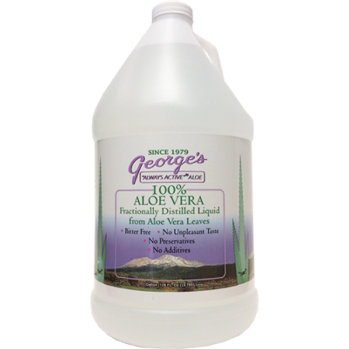 George's: Aloe Vera Liquid Distillate (1.89l)