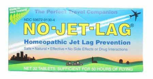 Buy No Jet Lag from GFT Miers Lab (32 Tablets)