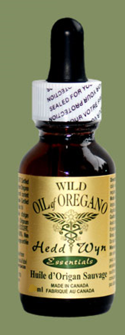 Hedd Wyn Essentials: Oil of Oregano (15ml)