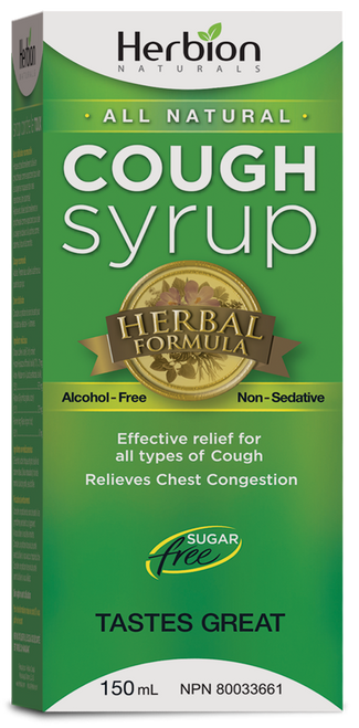 Herbion Naturals: All Natural Cough Syrup