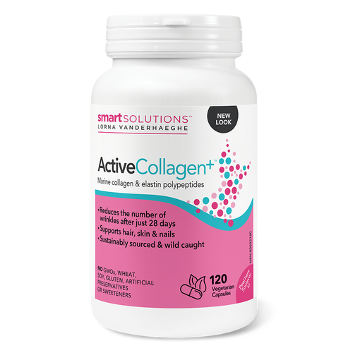 Lorna Vanderhaeghe: Active Collagen (120 VCaps)