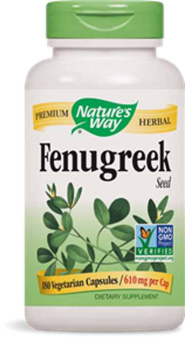 Nature's Way: Fenugreek Seed (180 Capsules)