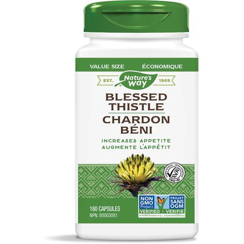 Nature's Way: Blessed Thistle (180 Capsules)