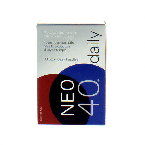 Neogenis Labs: Neo 40 Daily (30Lozenges)