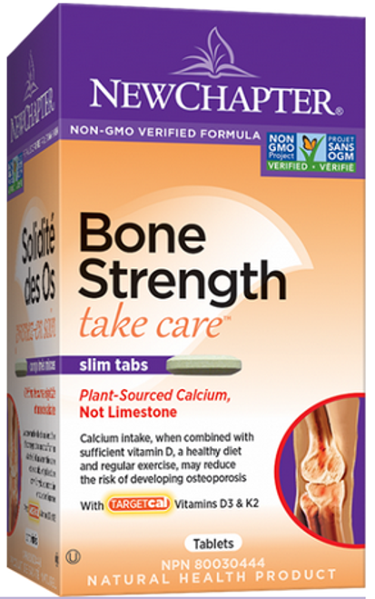 New Chapter: Bone Strength Take Care (120 Slim Tablets)
