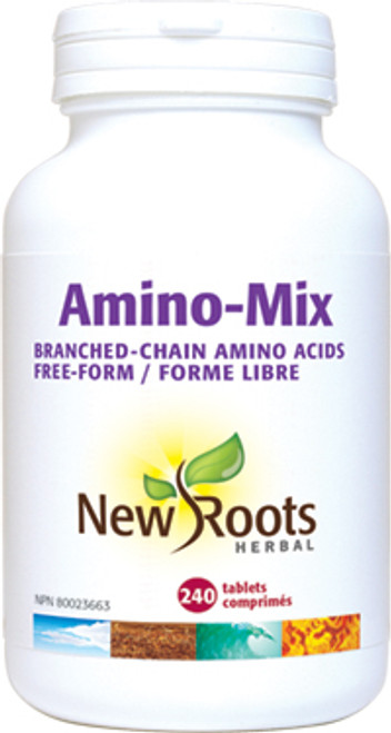 New Roots Herbal: Amino-Mix (240 Tablets)