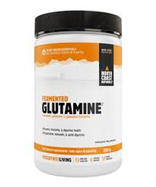 North Coast Naturals | Fermented L-Glutamine - Unflavoured (300g)
