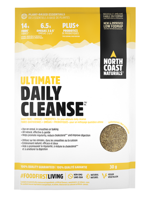 North Coast Naturals: Ultimate Daily Cleanse (1000g)