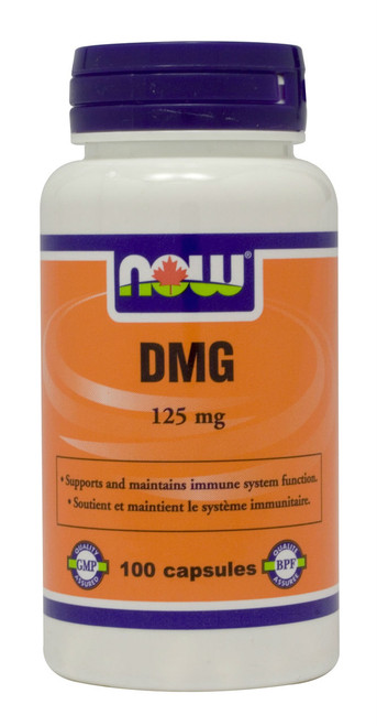 Now: DMG (125mg) (100 Capsules)