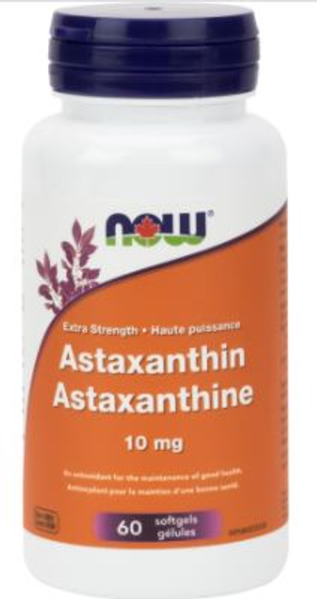 Now: Astaxanthin (10mg) (60 Softgels)