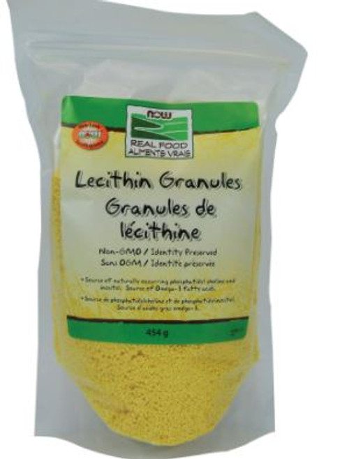 Now: Non-GMO Lecithin Granules (454g)