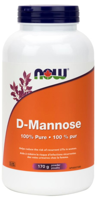 Now: D-Mannose Powder (170g)