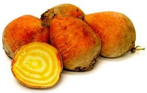 Certified Organic Gold Beets (per kg)