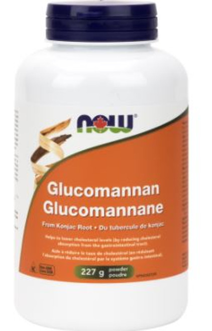 Now: Glucomannan (227g)