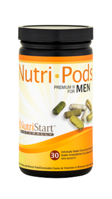 NutriStart: NutriPods for Men Premium III