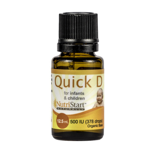 NutriStart: Quick D for Children