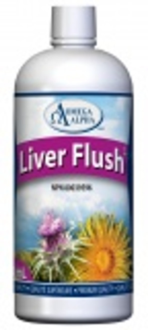 Omega Alpha: Liver Flush (500ml)