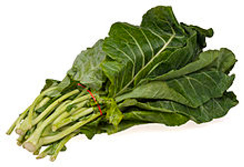 Certified Organic Collard Greens (Each)