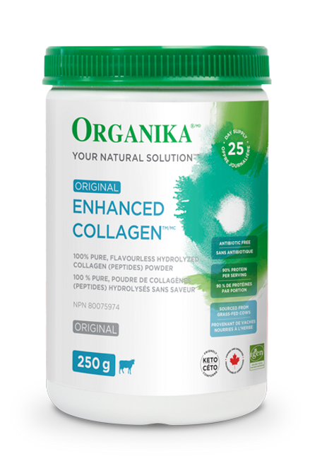 Organika: Enhanced Collagen (250g)
