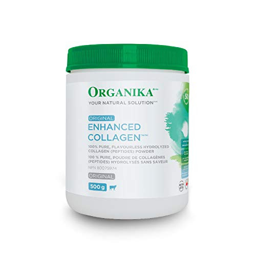 Organika: Enhanced Collagen (500g)