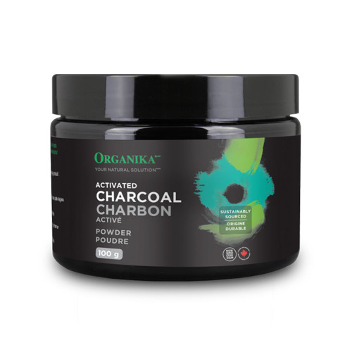 Organika: Activated Charcoal (100g)