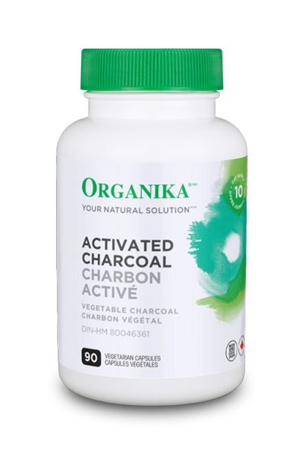 Organika: Activated Charcoal