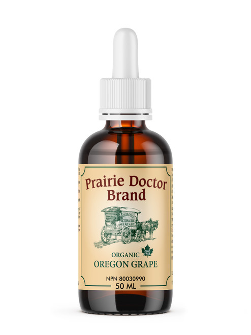 Prairie Doctor: Oregon Grape (50ml)