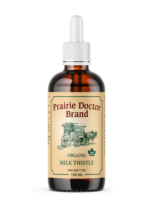 Prairie Doctor: Milk Thistle (100ml)