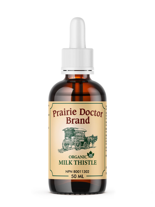 Prairie Doctor: Milk Thistle (50ml)
