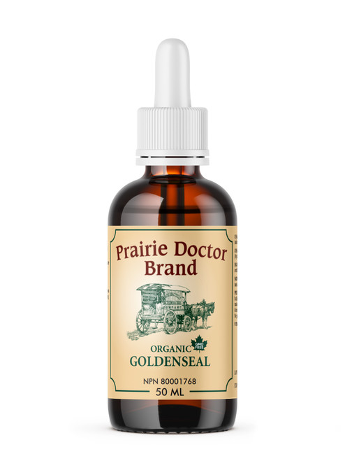 Prairie Doctor: GoldenSeal (50ml)