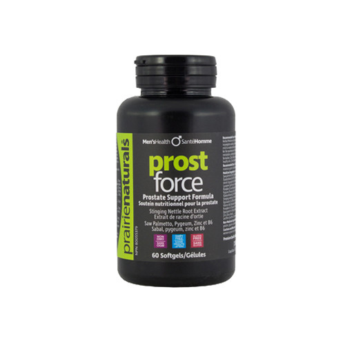 Prairie Naturals: Prost Force (60 SoftGels)