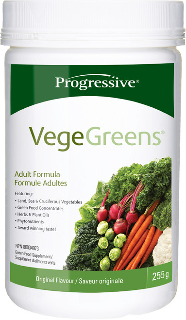 Progressive: VegeGreens - Original Flavour (255g)