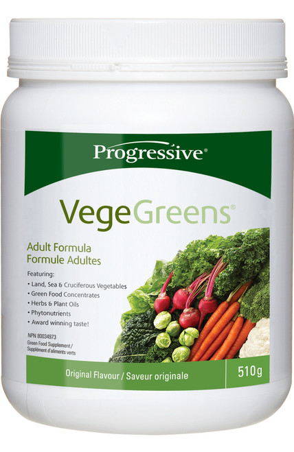 Progressive: VegeGreens - Original Flavour (510g)