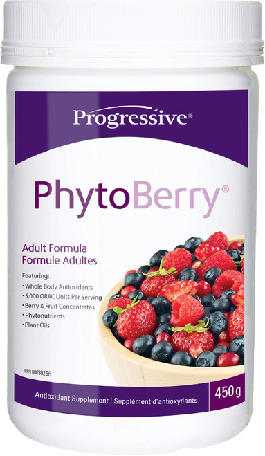 Progressive: PhytoBerry (450g)