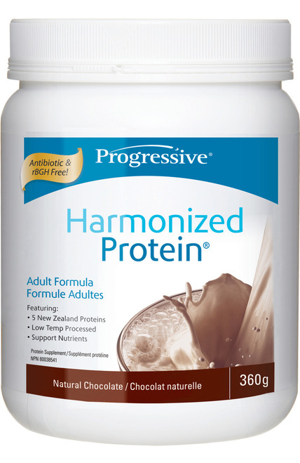 Progressive: Harmonized Protein - Natural Chocolate (360g)