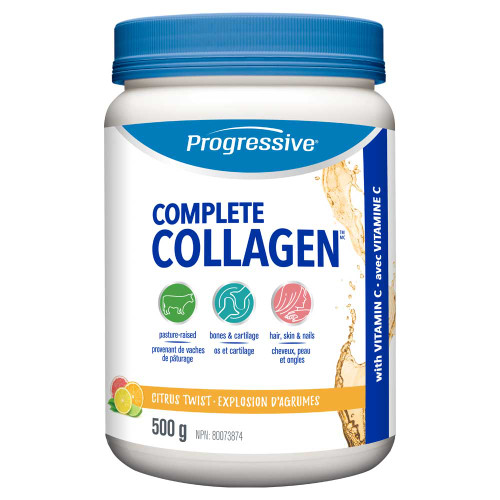 Progressive: Complete Collagen - Citrus Twist (500g)