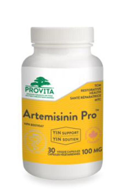 Provita: Artemisinin Pro (100 mg) (30 Vegetable Capsules)