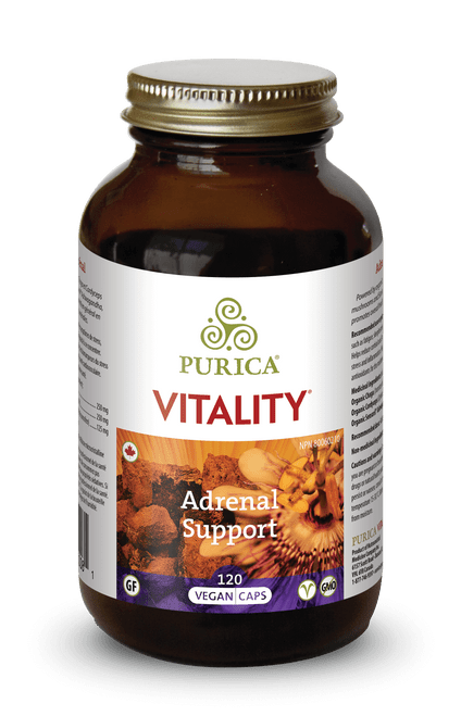 Purica: Vitality - Adrenal Support