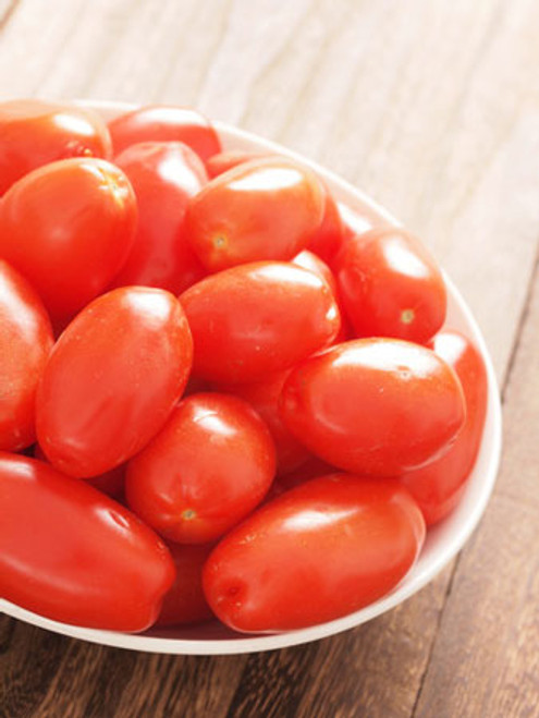 Certified Organic Roma Tomatoes (1kg)
