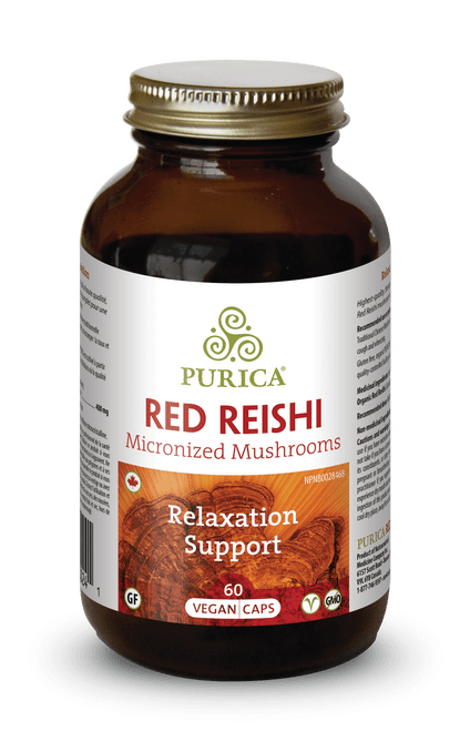 Purica: Red Reishi
