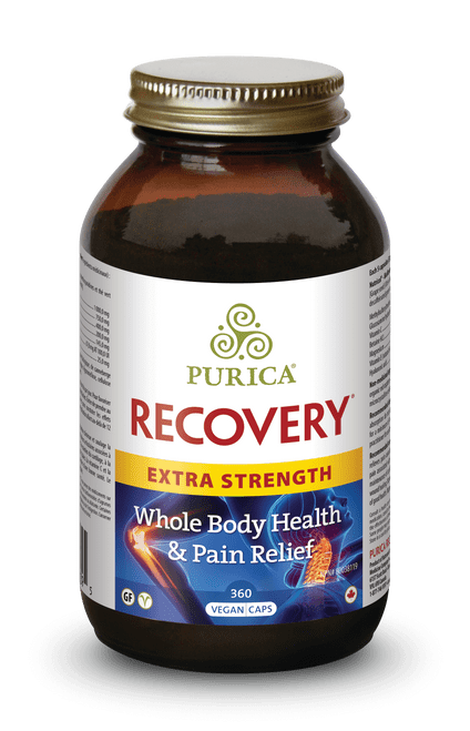 Purica: Recovery Extra Strength capsules