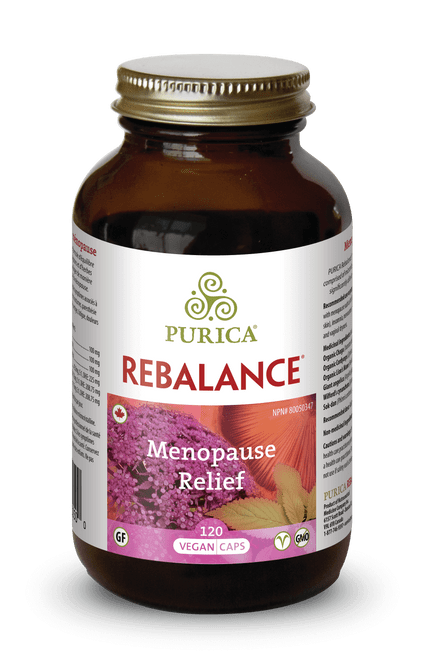 Purica: Menopause Relief (120 V-Caps)