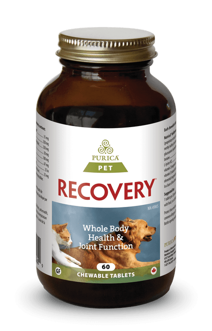 Purica: Recovery SA (For PETS)