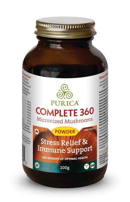 Purica: Complete 360 Powder (100g)