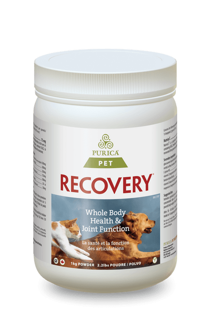 Purica: Recovery SA (For PETS) (1kg)